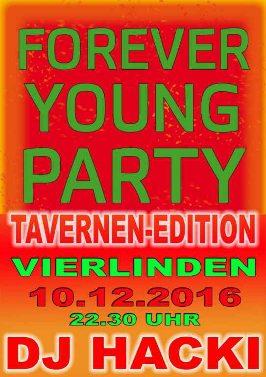 Forever Young Party